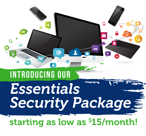 Essentials Security Package