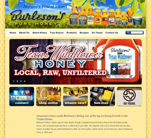 Burleson Honey