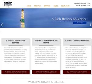 Martin Electric Company
